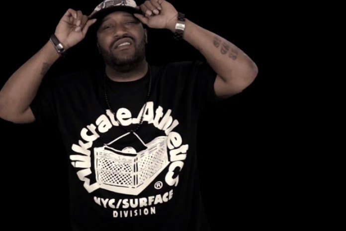 Bun B featuring Aaron LaCrate – Turn It Up