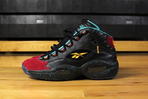 "Burn Rubber x Reebok Question ""Apollos Young"""