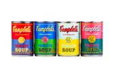 Campbell's Celebrates Andy Warhol with 50th Anniversary Soup Cans