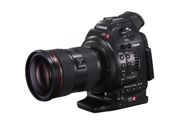 Canon Announces EOS C100 Cinema Camera