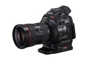 Canon Announces EOS C100 Cinema Camera