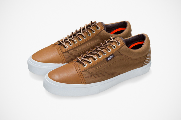 Carhartt WIP x Vans Syndicate Old Skool 2012 Fall Further Look