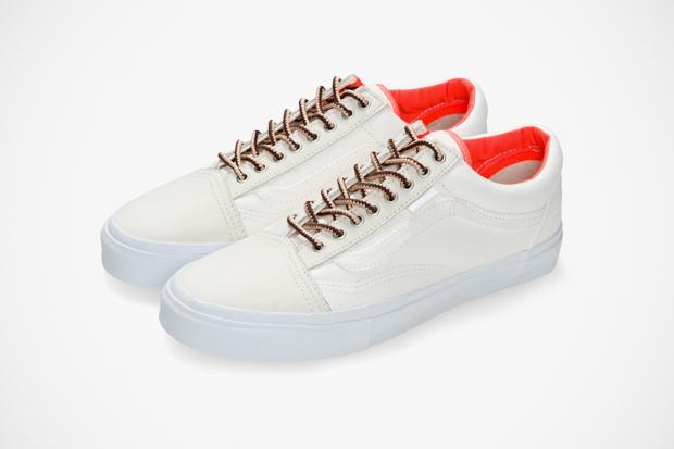 Carhartt WIP x Vans Syndicate Old Skool 2012 Fall Further Look