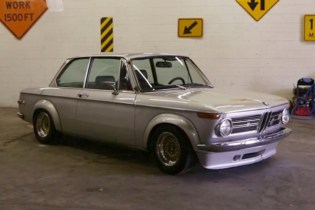 Cars I See: Patrick Burns Discusses his 1972 BMW 2002