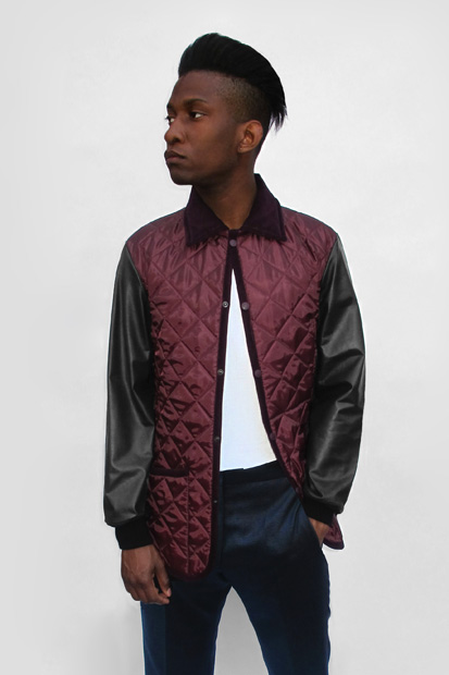 Casely-Hayford x Lavenham Quilted Jacket