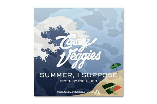 Casey Veggies - Summer, I Suppose