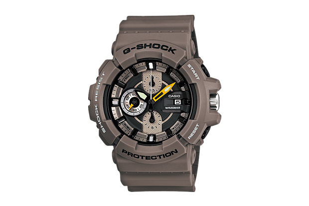 casio g shock 2012 gac 100 series