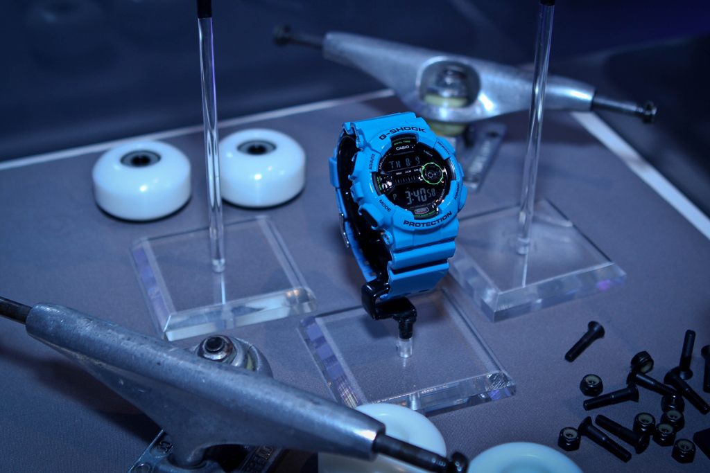 casio g shock 30th anniversary kick off event recap