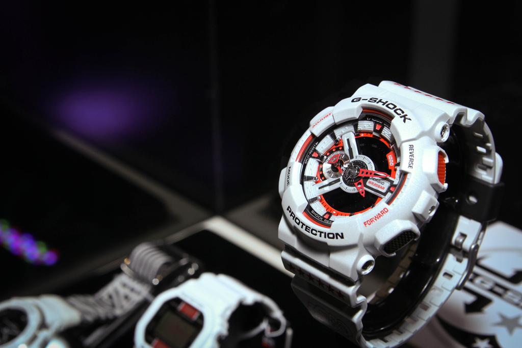 Casio G-Shock 30th Anniversary Kick-Off Event Recap