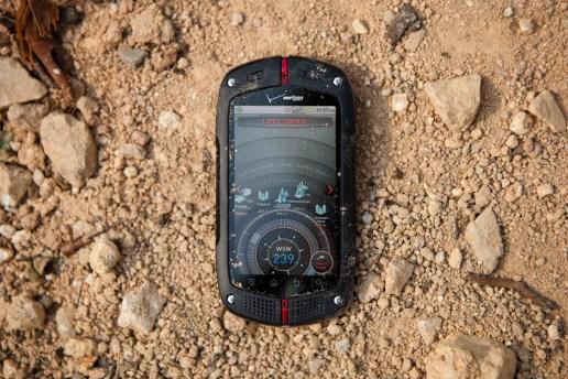 Casio G'zOne Commando Smartphone Review
