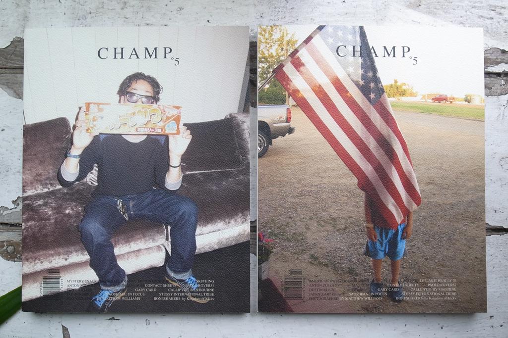 CHAMP Magazine Issue 5