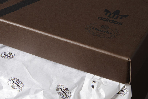 Church's x adidas Originals London