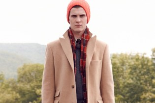 Club Monaco 2012 Fall/Winter Lookbook