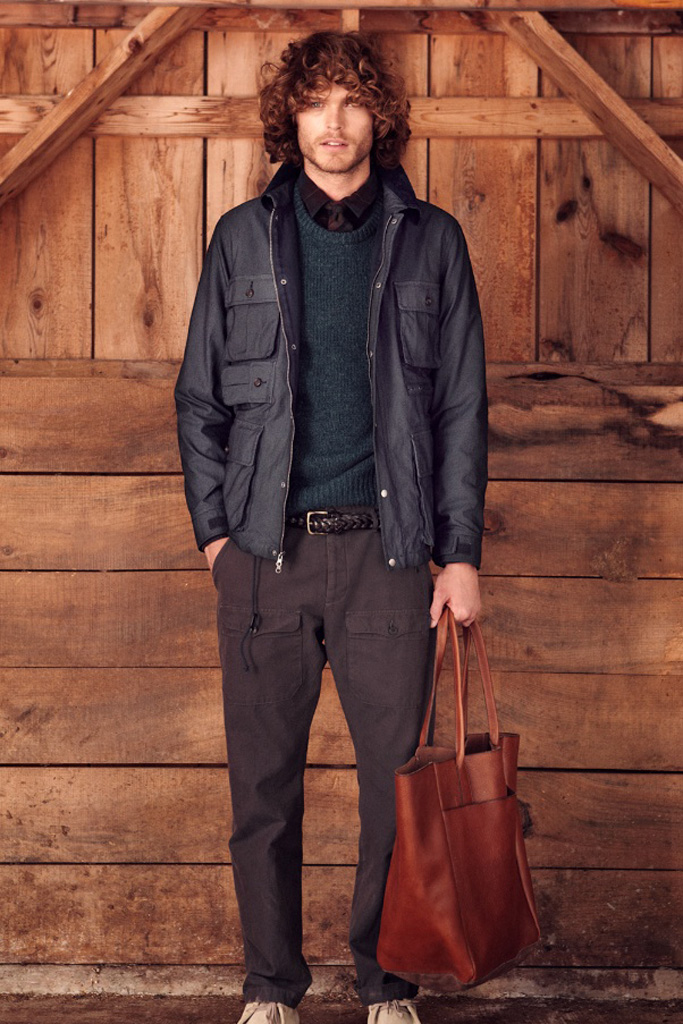 club monaco 2012 fall winter lookbook 2