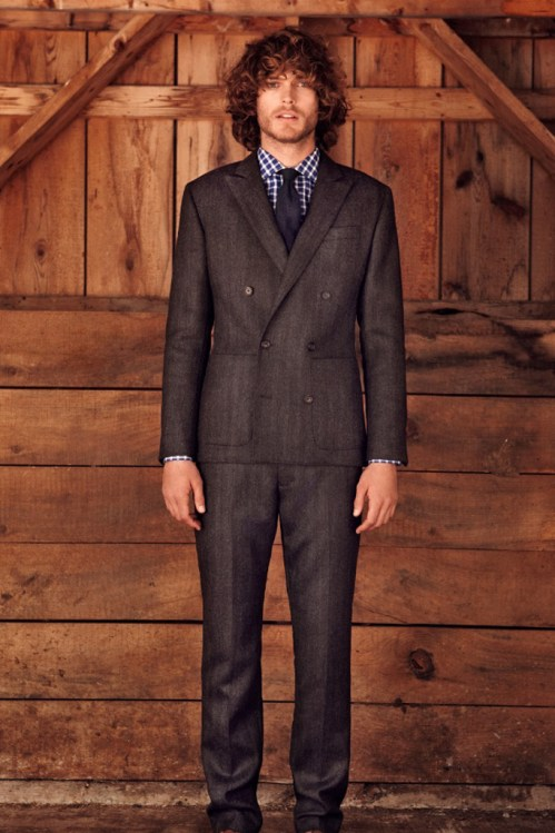 Club Monaco 2012 Fall/Winter Lookbook