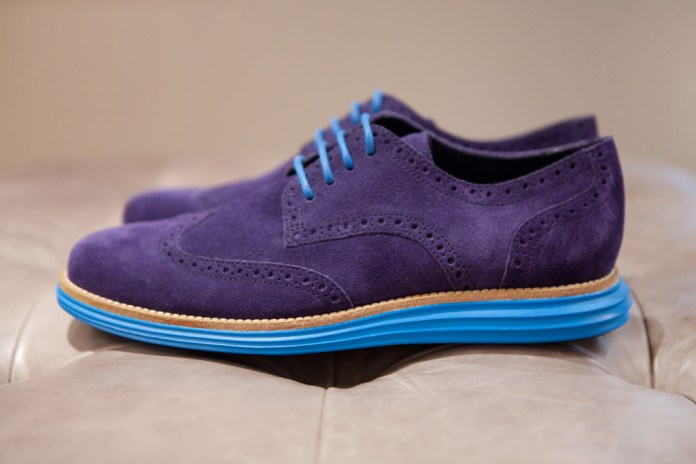 Cole Haan 2012 Fall/Winter LunarGrand Wingtip