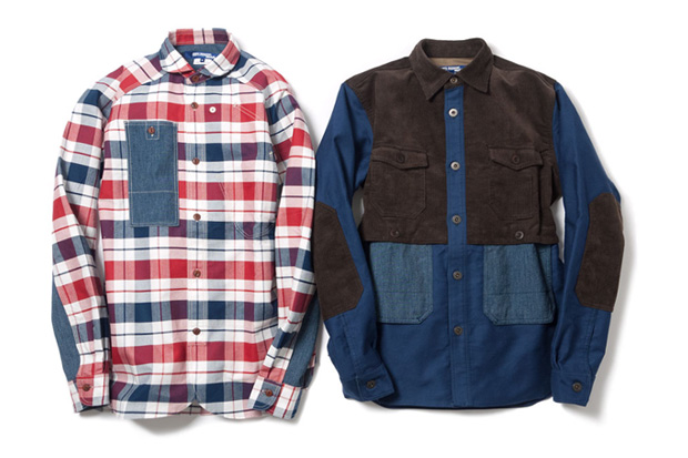 COMME des GARCONS JUNYA WATANABE MAN 2012 Fall/Winter Collection
