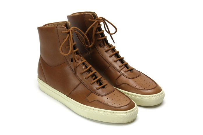 Common Projects Vintage Basketball Sneakers