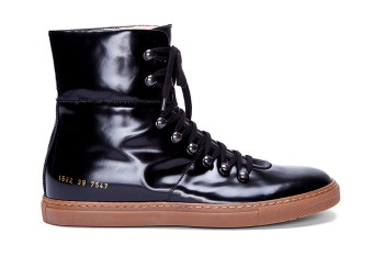 Common Projects Patent Leather Sneakers