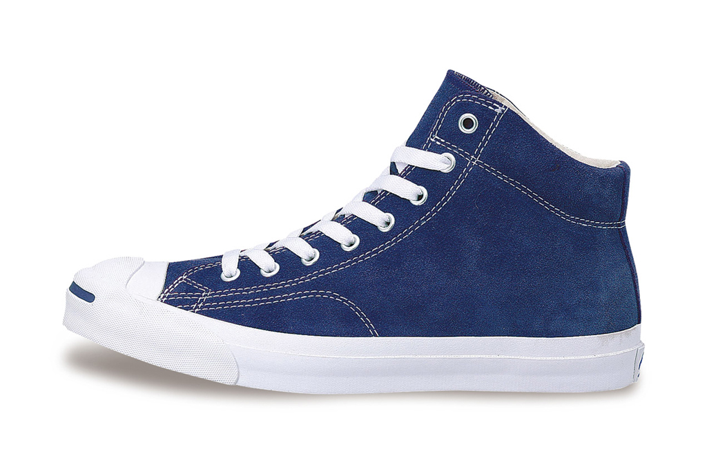 Converse Jack Purcell Suede Mid