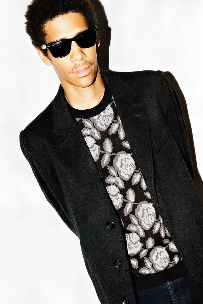 cool trans supreme 2012 fall winter collection editorial featuring lucien clarke