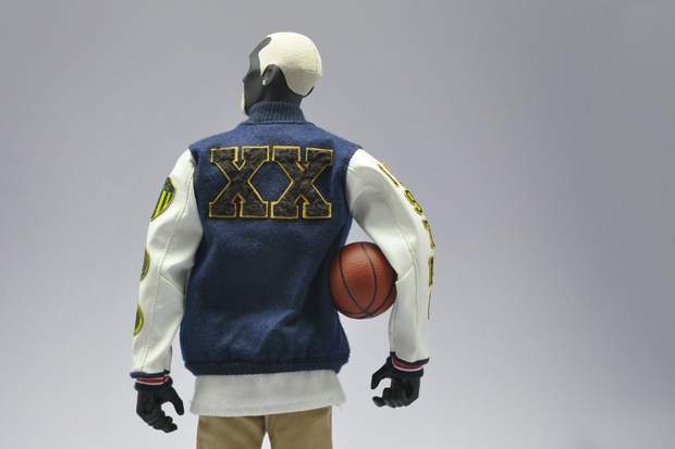 """Nike NSW x Coolrain """"Dream Team"""" Figures featuring Kobe Bryant, LeBron James and Kevin Durant"""