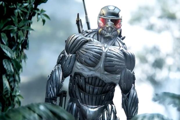 CryENGINE 3 Crysis 3 Tech Trailer