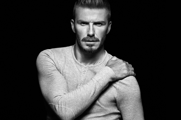 David Beckham for H&M Bodywear Campaign