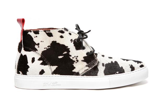 """Del Toro Alto Chukka Sneaker """"Mad Cow"""""""