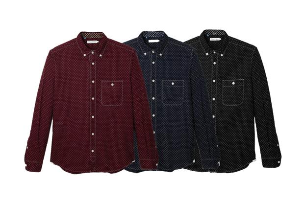 Deluxe 2012 Polka Dot Shirts