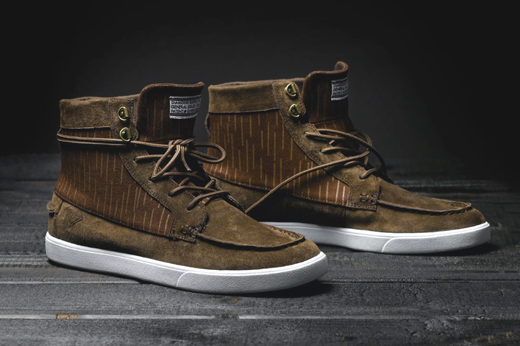Diamond Supply Co. 2012 Fall/Winter General Issue Shoe