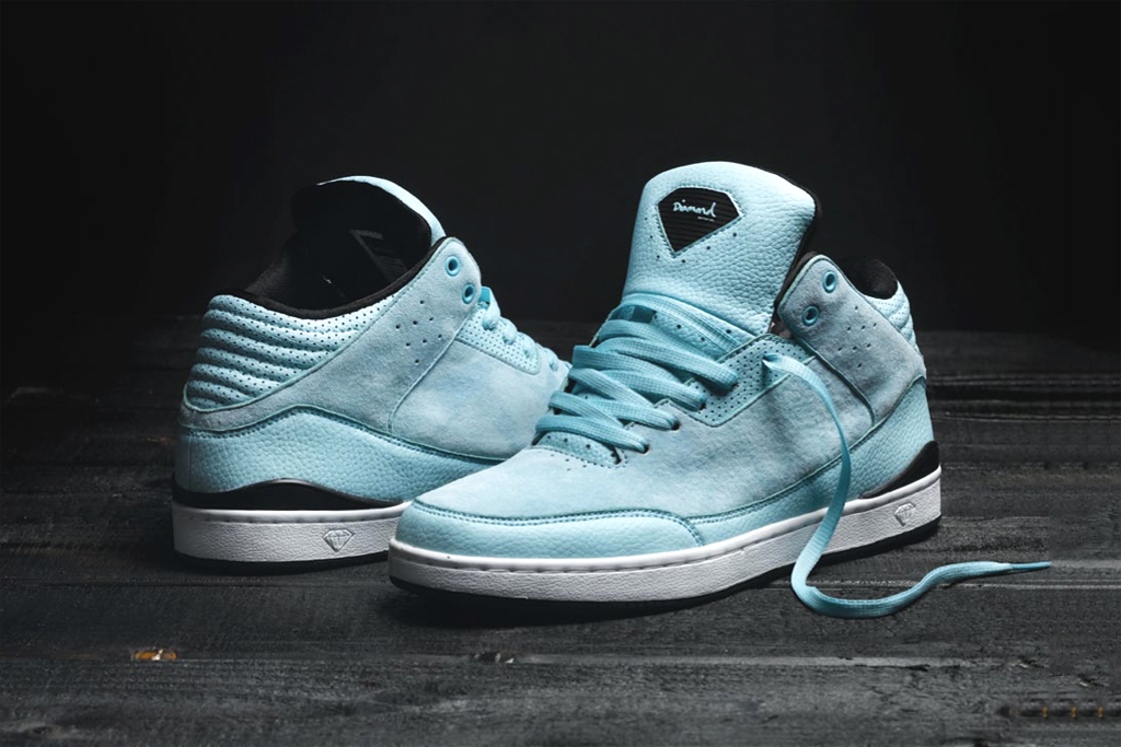 diamond supply co 2012 fall winter marquise shoe