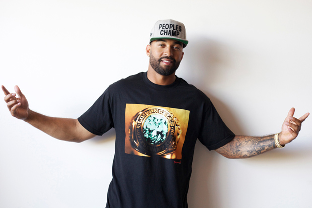 "Diamond Supply Co. and Hall of Fame for Matt Kemp ""Kemp's Kids"" Capsule Collection"