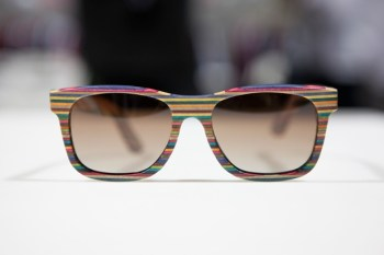 Agenda Long Beach: Diamond Supply Co. Recycled Skateboard Sunglasses Preview