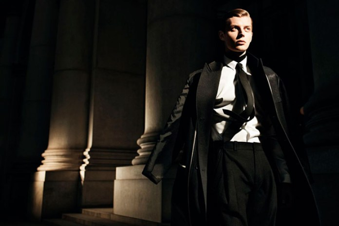 Dior Homme 2012 Fall Lookbook