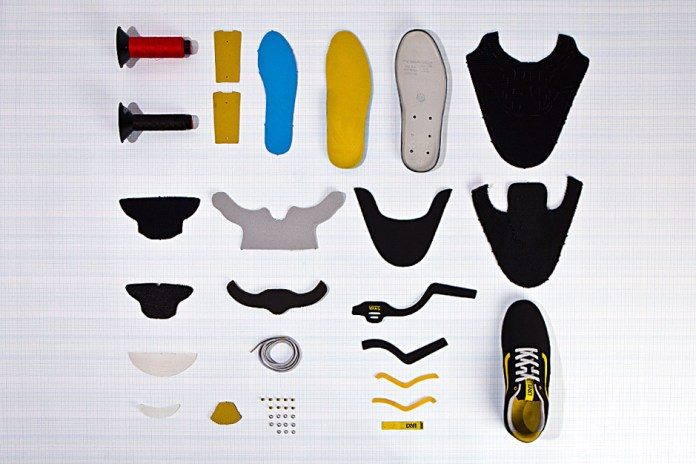 DISSECTED: Vans LXVI Graph