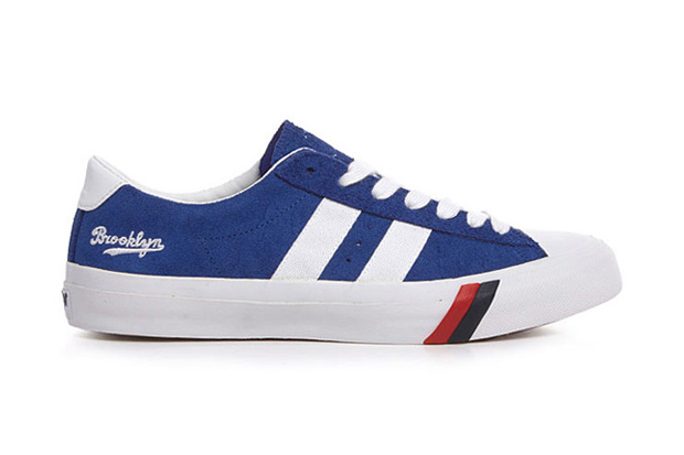 "DJ Clark Kent x PRO-Keds ""BROOKLYN"" Royal Master"