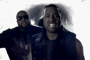 DJ Khaled featuring Kanye West & Rick Ross - I Wish You Would / Cold | Video