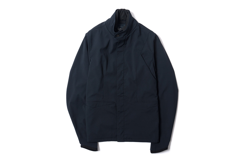 Errolson Hugh of Acronym Puts the Touches on Herno Laminar's 2012 Fall/Winter Collection