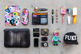 Essentials: Greg Rivera of Mishka