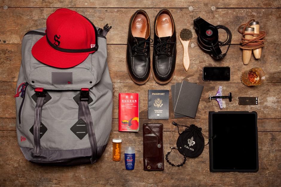 essentials josh cherin of new era