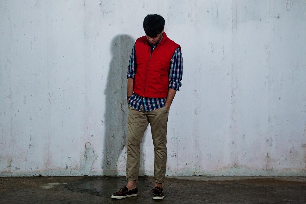 Evisu 2012 Fall/Winter Lookbook