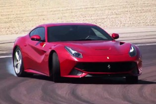 The New Ferrari F12 Berlinetta vs. 599 GTO Review