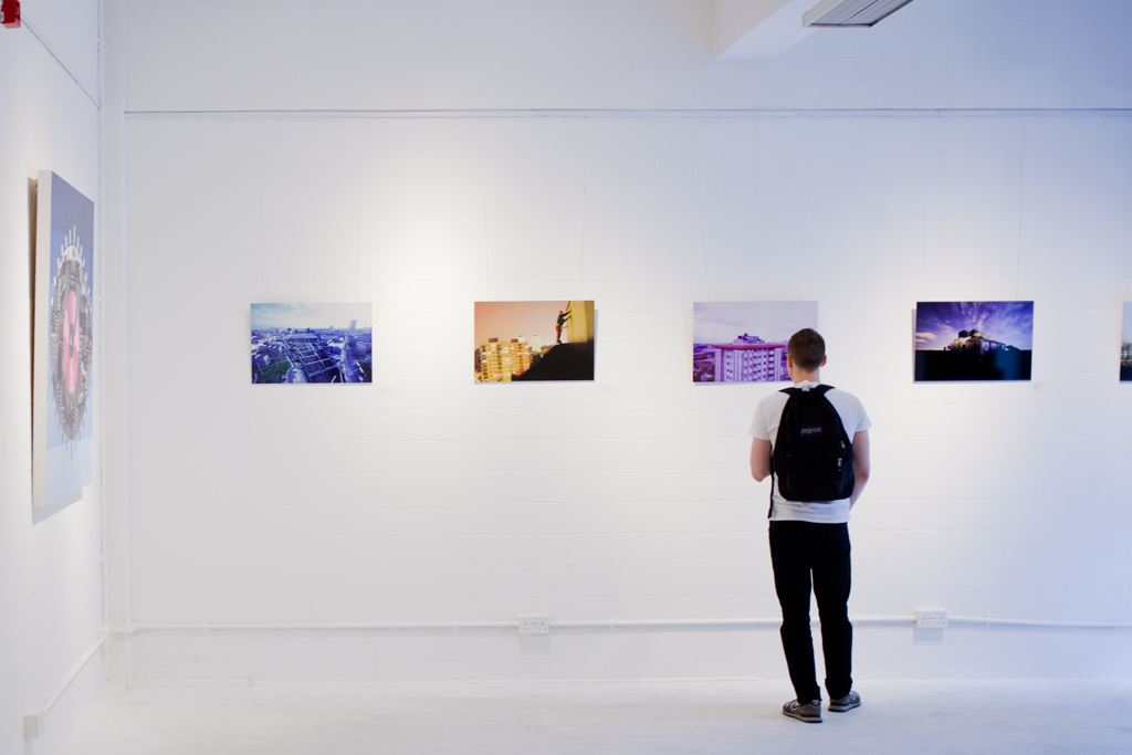 Eye in the Sky Exhibition & Book Launch @ Stolen Space Gallery
