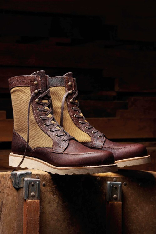 Filson x Wolverine 2012 Fall Collection