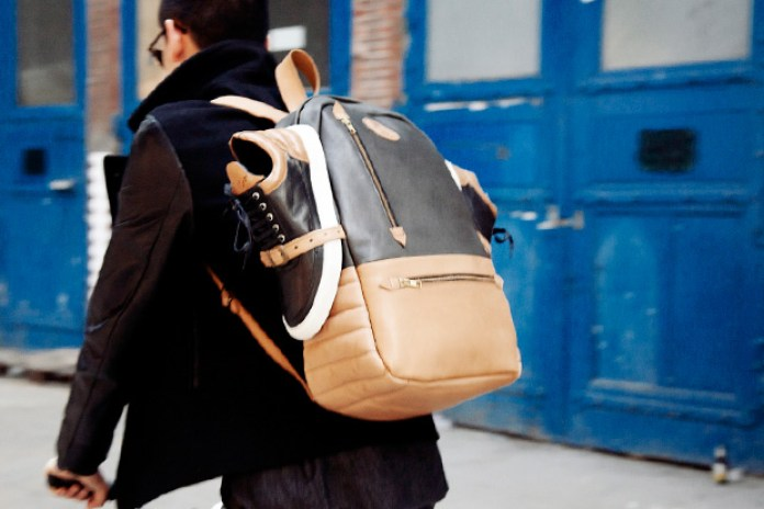 Filling Pieces x Flybird Backpack