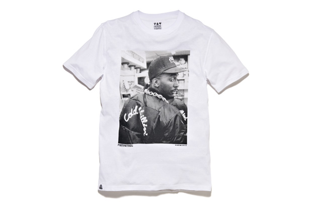 normski x classic material x foot patrol hip hop t shirt collection