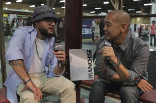 Frank the Butcher Talks with jeffstaple About his Controversial Sneakers List