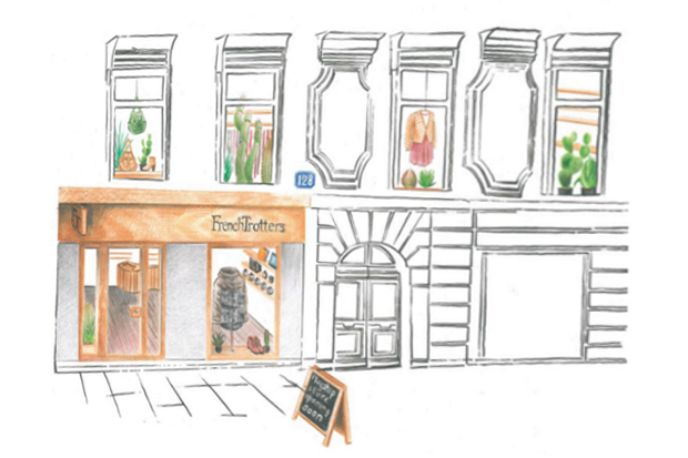 French Trotters' New Flagship Store