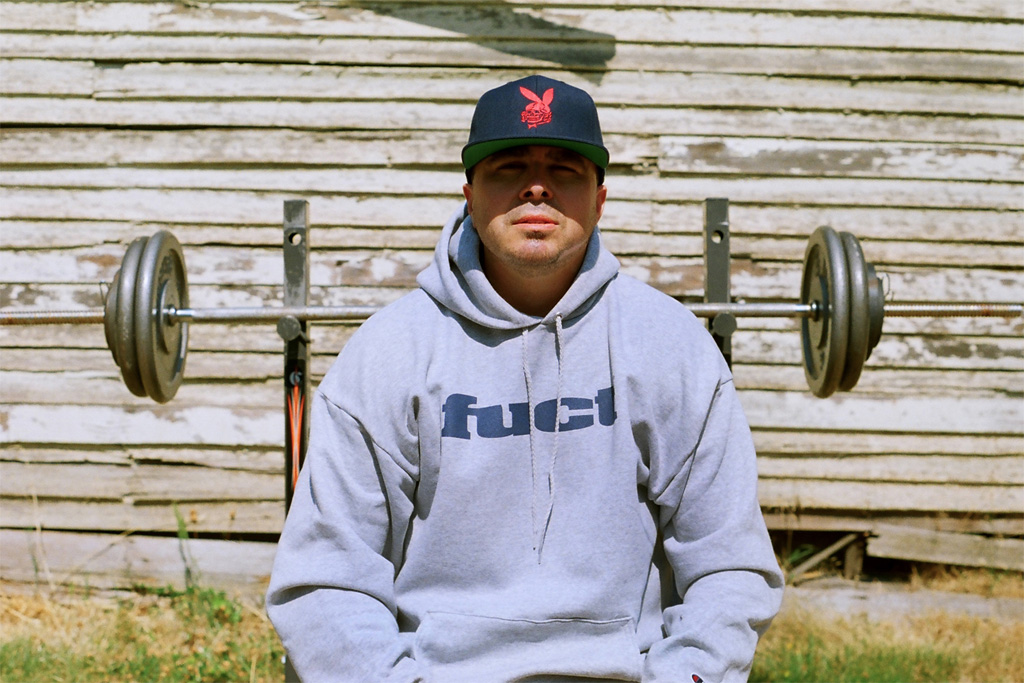 "FUCT 2012 Fall/Winter ""FRIENDS U CANT TRUST"" Lookbook"